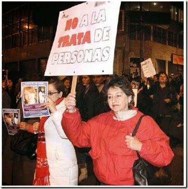 Trata de personas en Bolivia