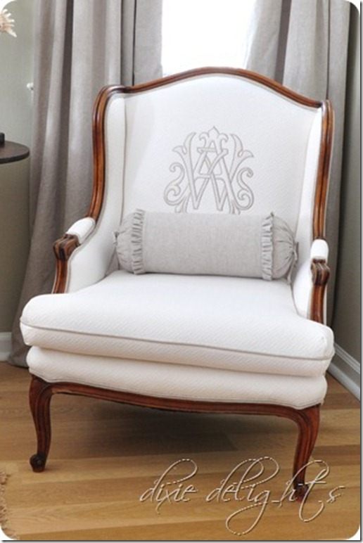 no 411 dixie delights chair