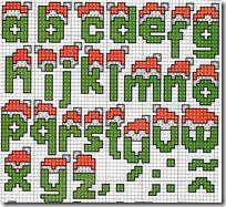 letras punto de cruz navidad (1)