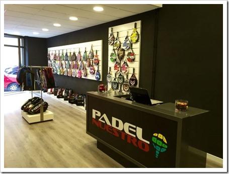 El grupo Padel Nuestro abre nuevos puntos de venta en Lorca y Barcelona.