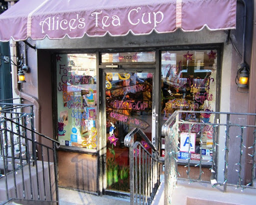 Alices Tea cup