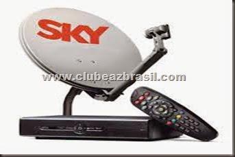 Sky Pré Pago Livre bloqueia canais abertos