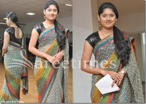 Sonia_Chowdary_Printed_Chiffon_Saree