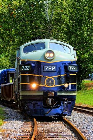 Potomac Eagle train2