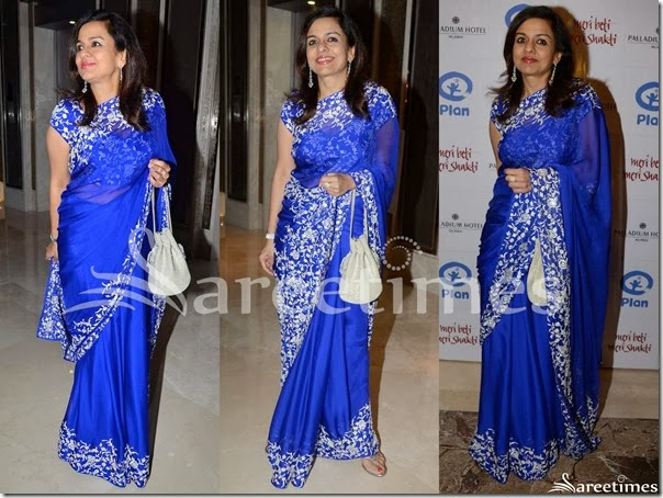 Blue_Embellished_Georgette