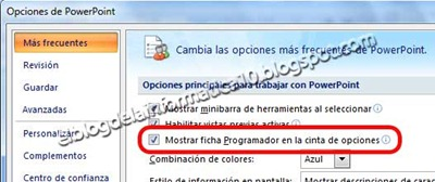 Insertar vídeo de YouTube en Powerpoint