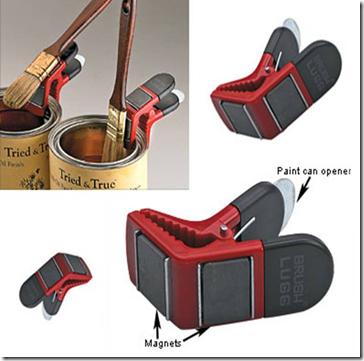 Design Clip para lata de tinta