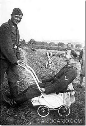 Fotos engraçadas da Segunda Guerra Mundial (13)