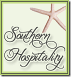 Southern Hospitality Button