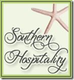 Southern Hospitality Button
