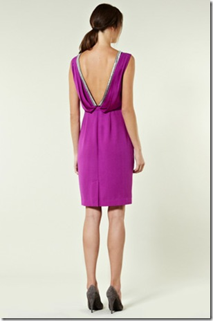 WH back crepe dress3