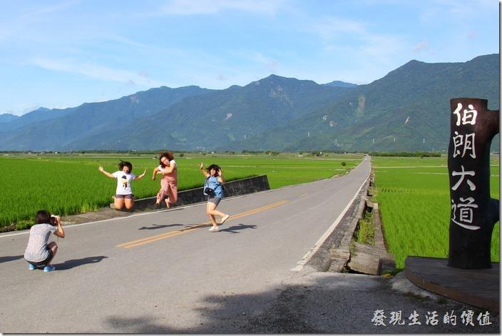 [台東池上] I see you 伯朗大道及自行車道