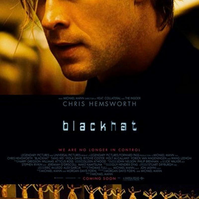"""Filme de Chris Hemsworth """"Black Hat"""" Já no CinePlaceAngola [Horário]"""