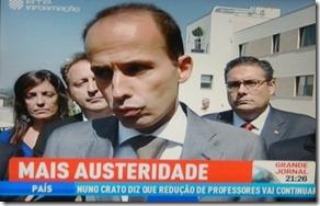 Apupos para Mota Soares em Ponte de Lima. Set.2012