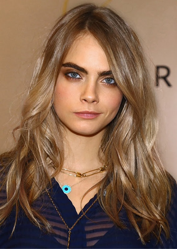 MMS only: Sephora + Burberry Cara Delevingne Personal Appearance at Sephora Meatpacking District on October 21, 2014 in New York City.
