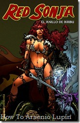 P00001 - RED SONJA - El Anillo de Ikribu