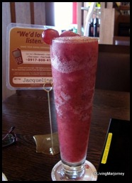 Grape shake