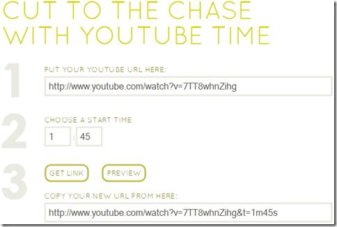 YoutubeTime