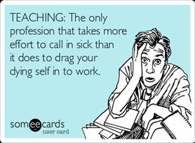 TeachingSick