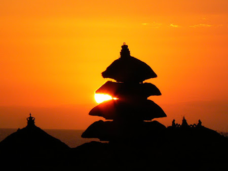 Bali travel: Tanah Lot sunset