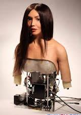 Quá Trình Chế Tạo Robot Người