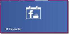 icon FB Calender