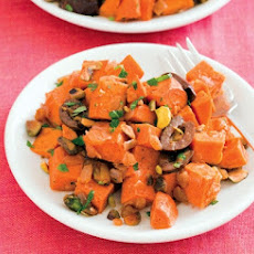 Bella's Moroccan-Spiced Sweet Potato Salad