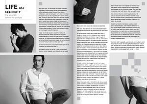 Magazine Cover - NEWiCON - 00 Spread