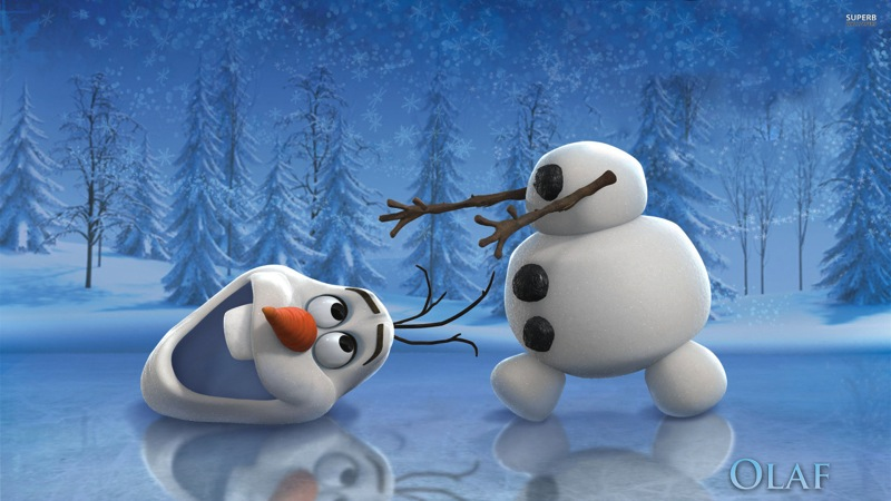 Frozen Movie Olaf 1280x720