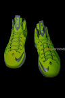 nike lebron 10 gr atomic volt dunkman 2 05 Upcoming Nike LeBron X   Volt Dunkman   New Photos