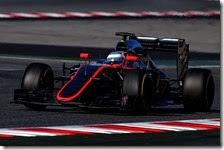 Fernando Alonso con la McLaren