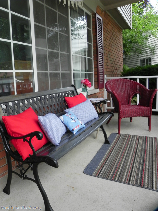 Porch Makeover