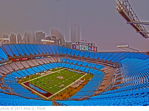 'inside Carolina Panthers stadium' photo (c) 2011, Alex G. - license: http://creativecommons.org/licenses/by/2.0/