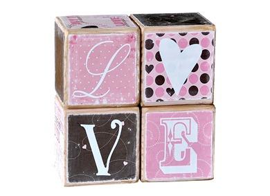 Love Cubes 4x6