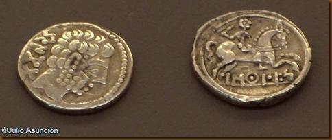 Moneda de Baskunes - Museo de Navarra