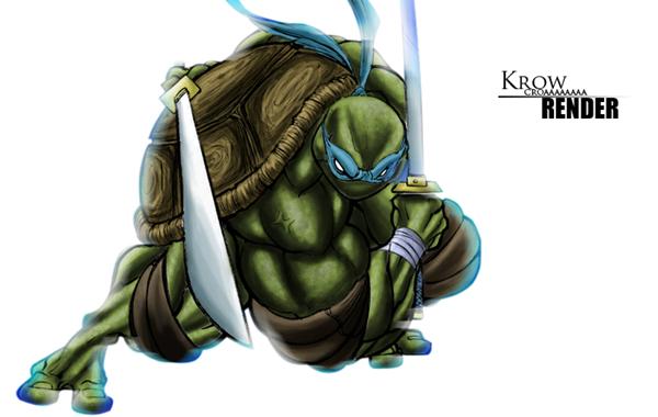 leonardo tortue ninja