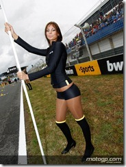 Paddock Girls Gran Premio bwin de Espana  29 April  2012 Jerez  Spain (29)