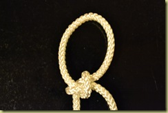 Knots Bowline Hitch