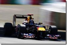 Vettel conquista la pole nel gran premio del Giappone 2011