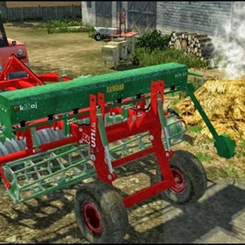 Farming simulator 2013 - Unia Cut Xl v 1.1