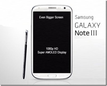 Samsung Galaxy Note 3 Features