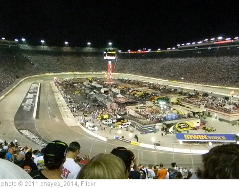 'Bristol Motor Speedway following the 2011 Irwin Tools Night Race' photo (c) 2011, chayes_2014 - license: http://creativecommons.org/licenses/by-sa/2.0/