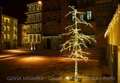 Glória Ishizaka - Luzes de Natal 2013 - Porto  9 cardosas