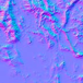 crater texture normal