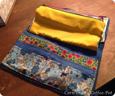 cash envelope clutch 2
