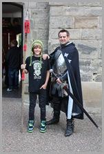 Warwick Castle  002