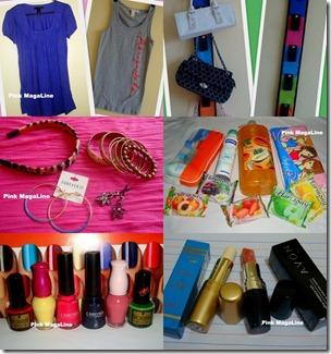 Pink MegaLine's Giveaway