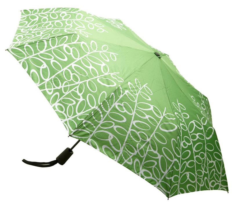 Prepared for Precipitation Umbrella via ModCloth -