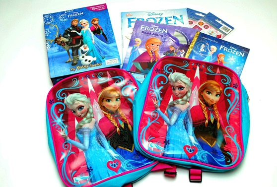 Frozen Road Trip Packs