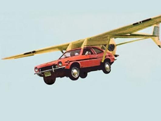 Flying Pinto!